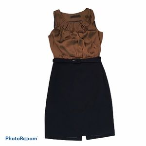 The Limited Belted Pencil Dress 0 Damaged